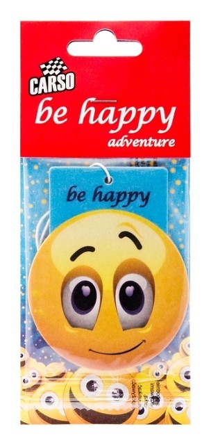 BE HAPPY ADVENTURE