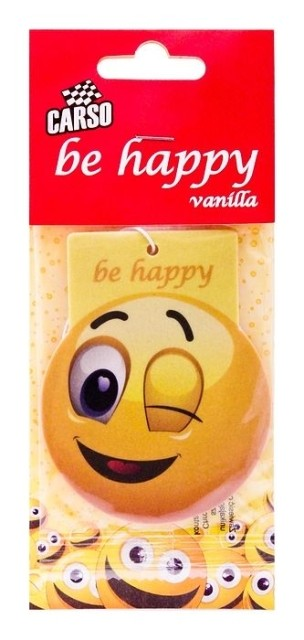 BE HAPPY VANILLA