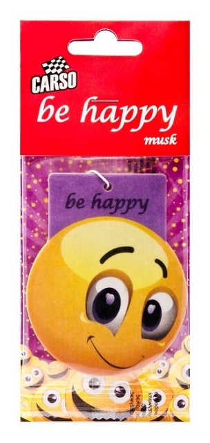 BE HAPPY MUSK