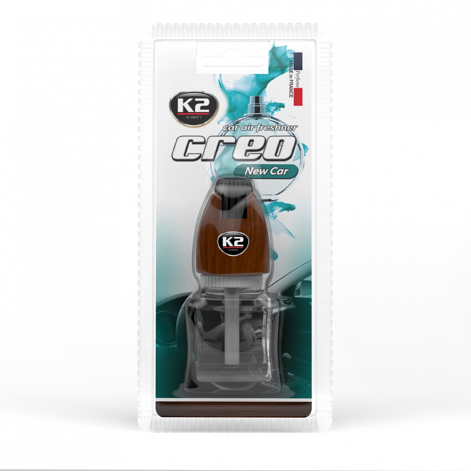 K2 CREO BROWN NEW CAR