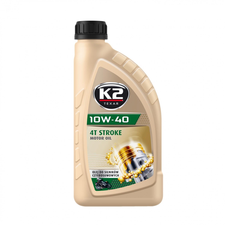K2 TEXAR 4T STROKE 10W-40 1 L