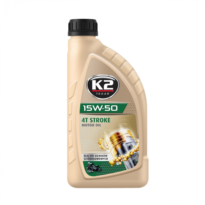K2 TEXAR 4T STROKE 15W-50 1 L