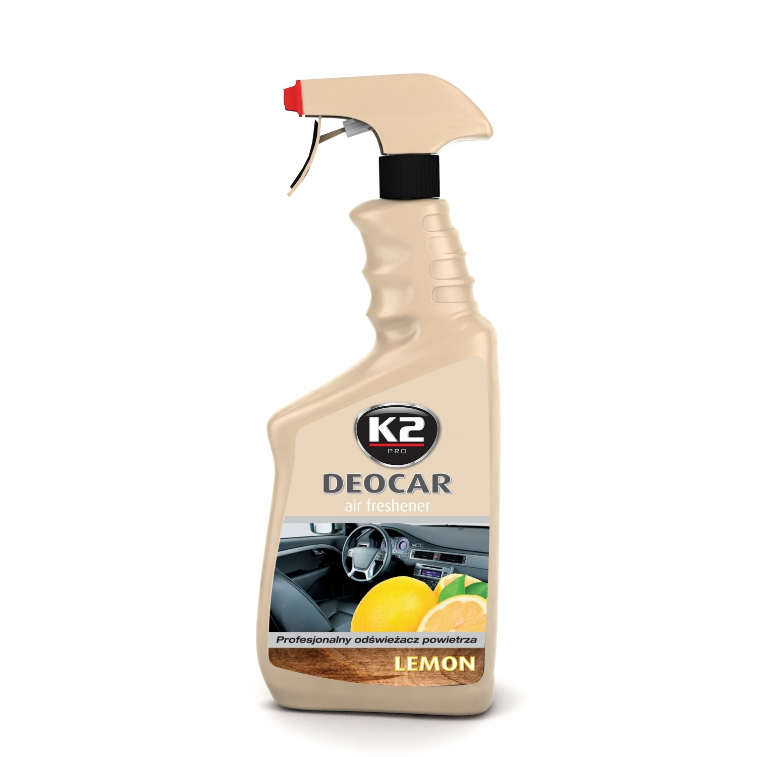 K2 DEOCAR LEMON 700 ML