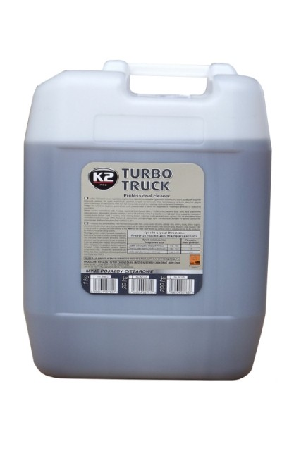 K2 TURBO TRUCK 20 KG