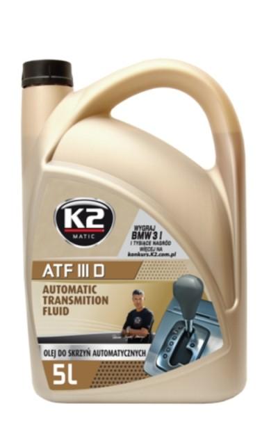 K2 ATF III 5L