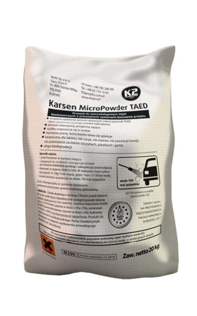 K2 KARSEN PLUS MicroPowder TEAD 20kg