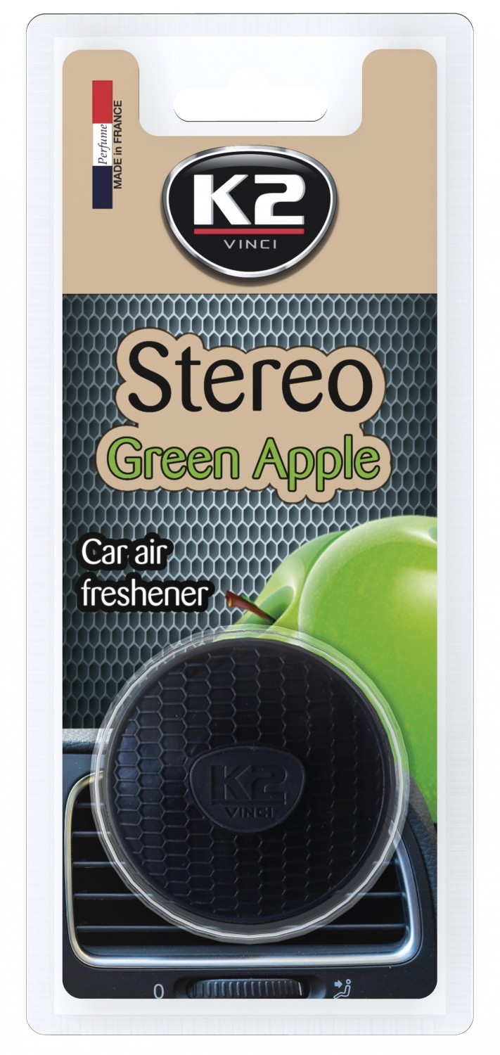 K2 STEREO GREEN APPLE