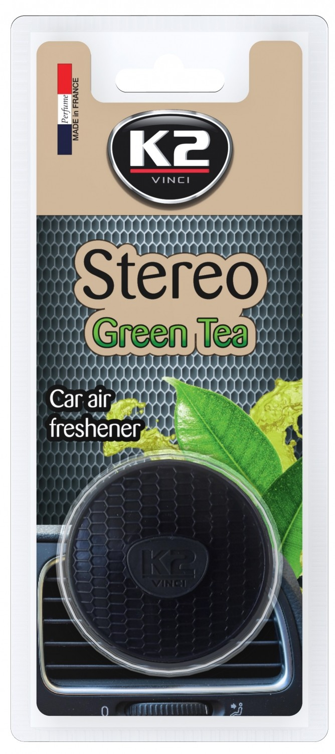 K2 STEREO GREEN TEA