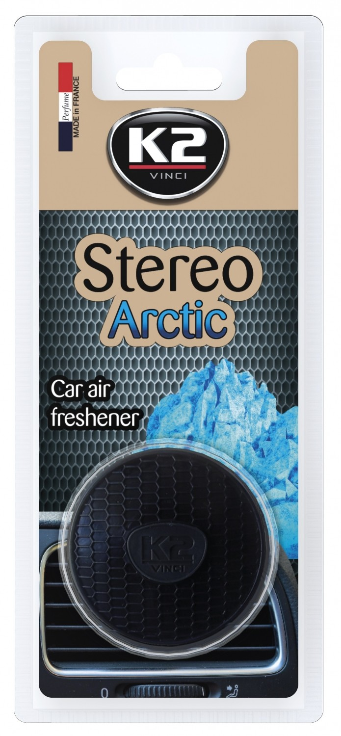 K2 STEREO ARCTIC