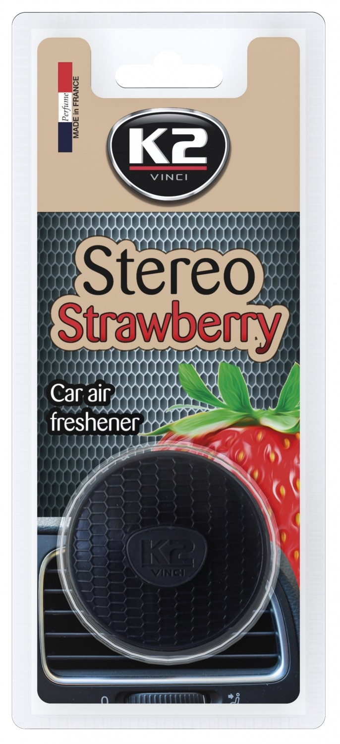 K2 STEREO STRAWBERRY