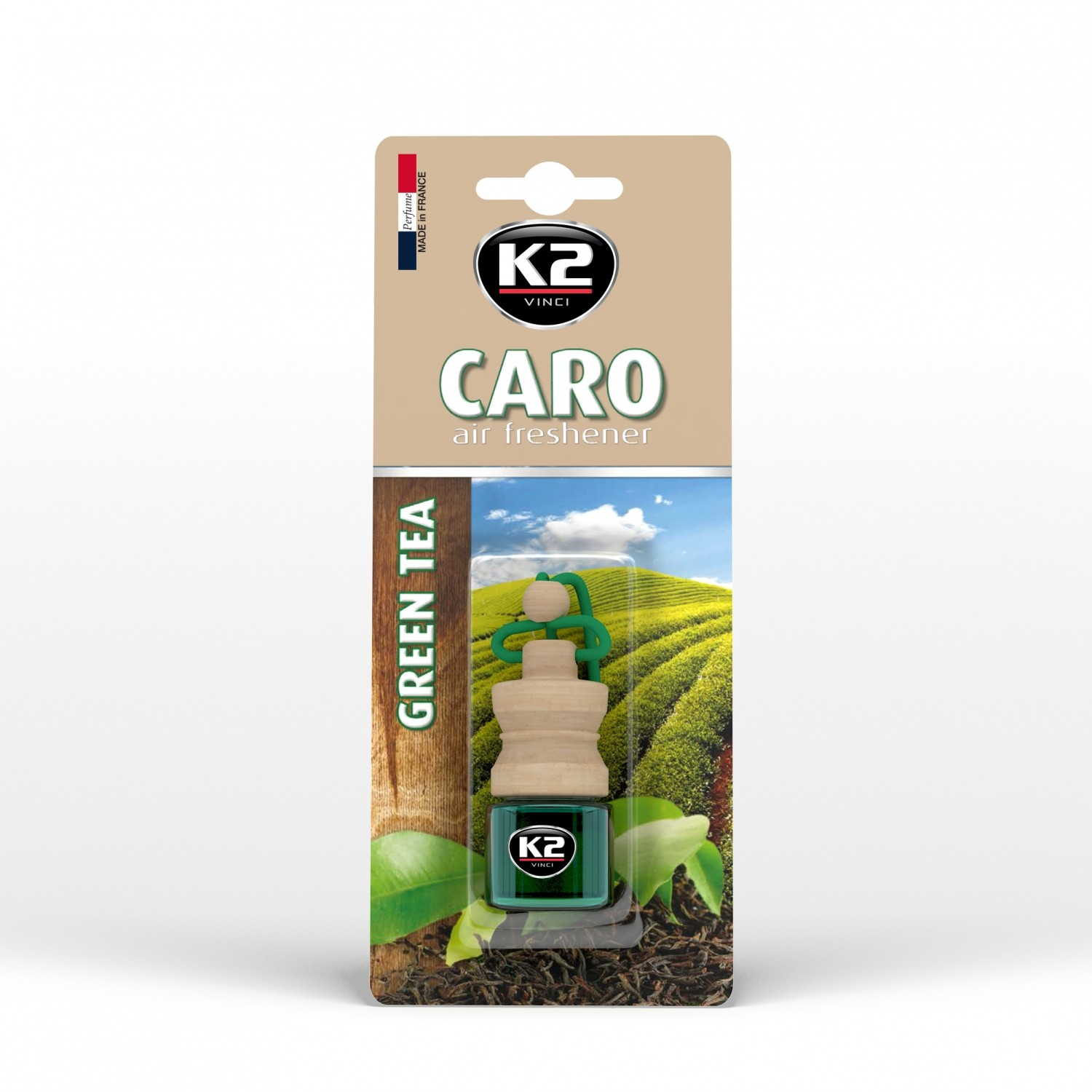 K2 CARO GREEN TEA 4 ML