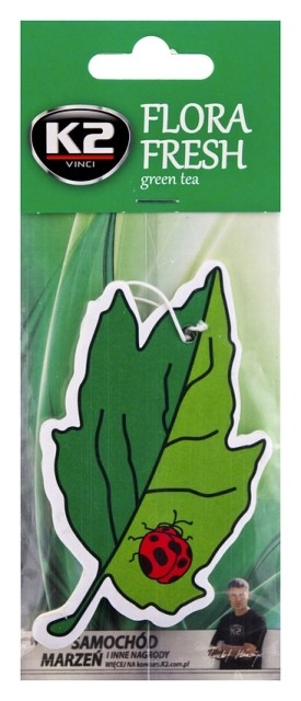 K2 FLORA FRESH GREEN TEA