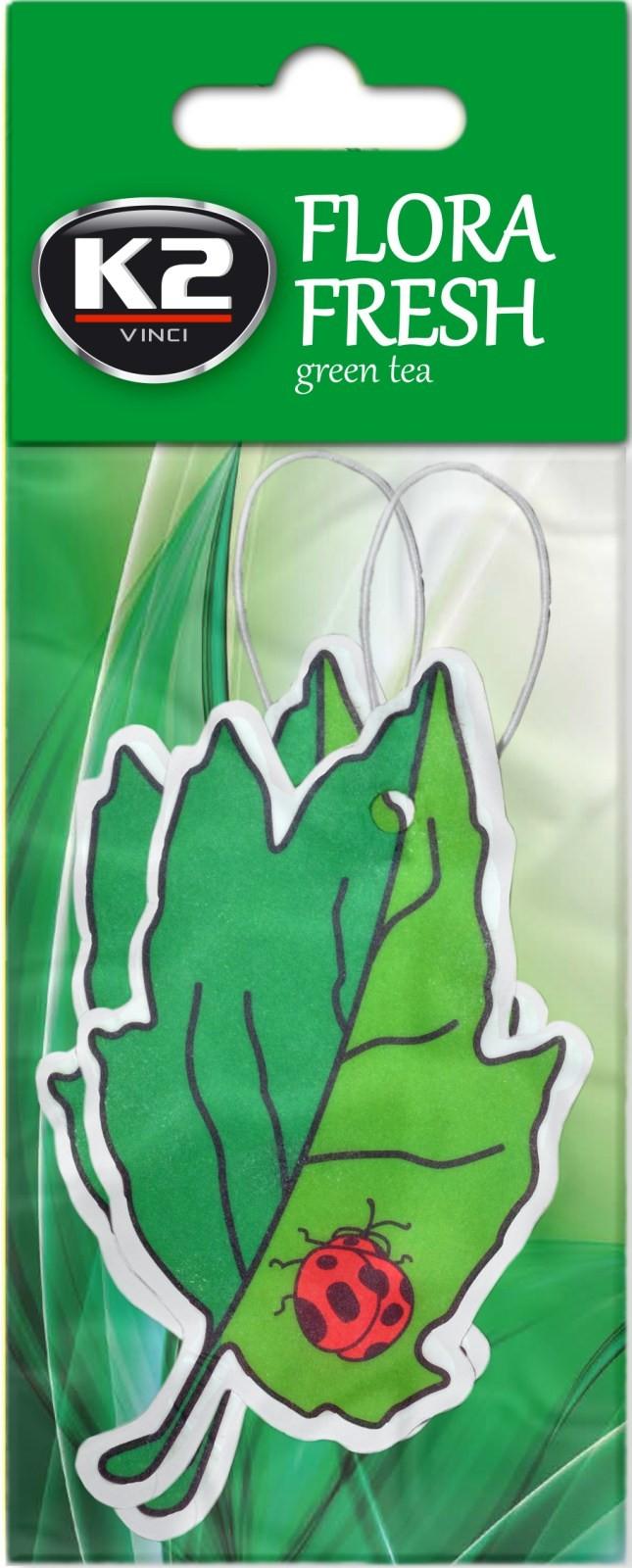 K2 FLORA FRESH GREEN TEA DUOPACK