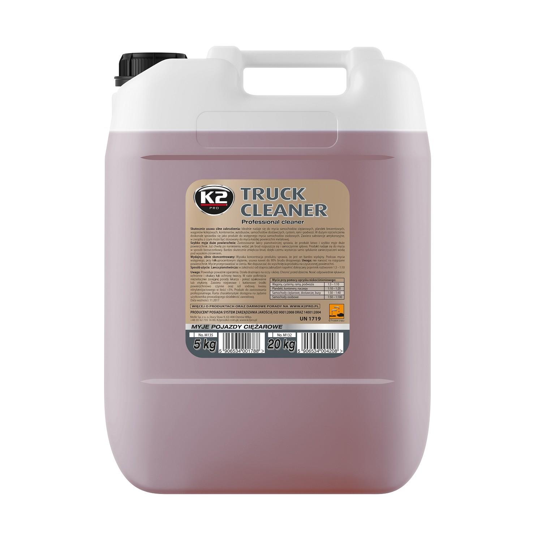 K2 TRUCK CLEANER 20 kg