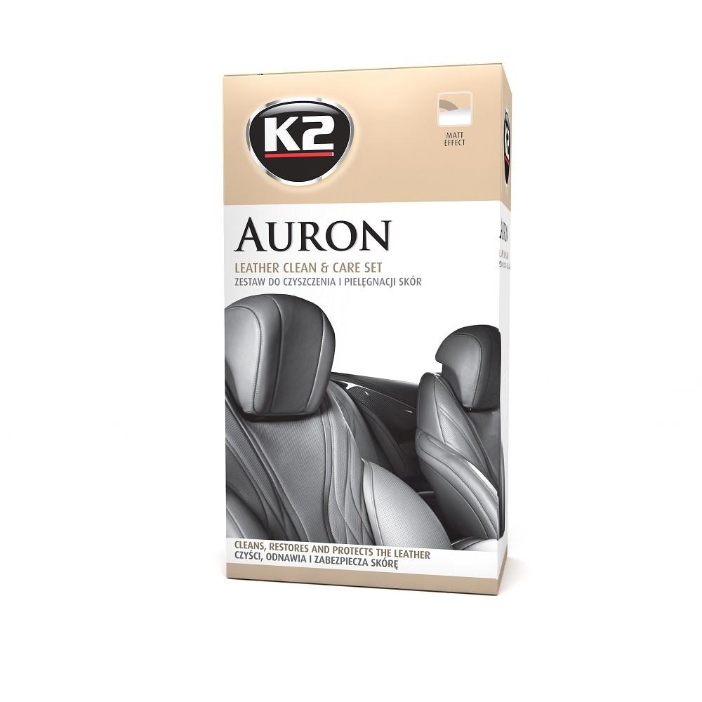 K2 Auron - Zestaw