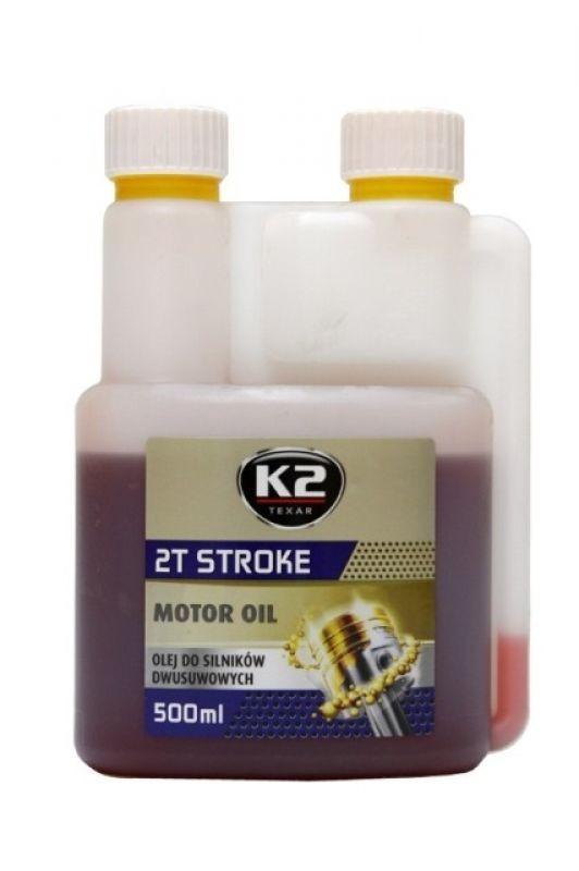 K2 STROKE CZERWONY 2T 500ML