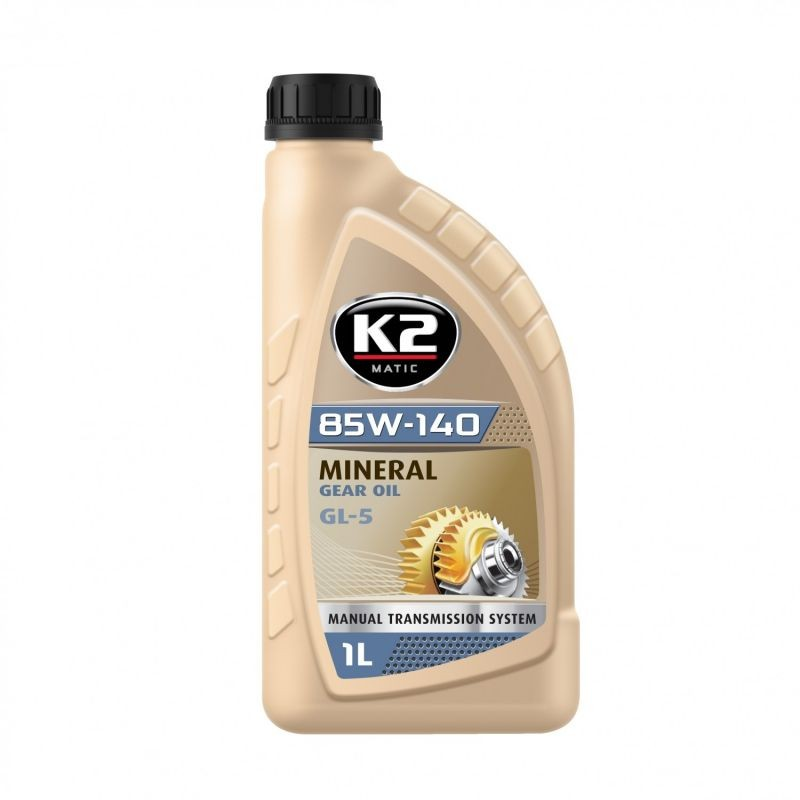 K2 85W140 GL5 GL4 1L